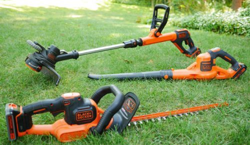 Distributers of black and decker